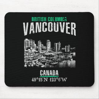 Vancouver Mauspads