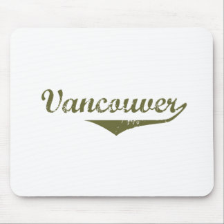 Vancouver Mousepads