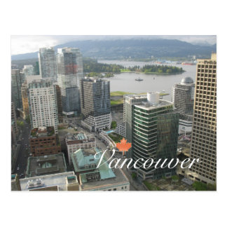 Vancouver Postkarte