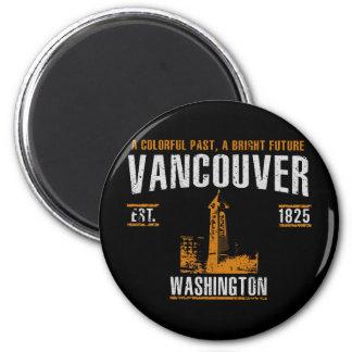 Vancouver Runder Magnet 5,7 Cm
