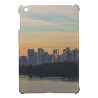 Vancouvers Skyline BC entlang Stanley-Park am iPad Mini Hülle