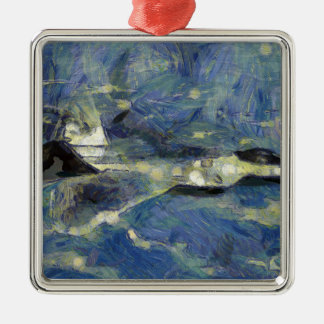 vangogh_F22 Silbernes Ornament
