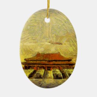 vangoghize_Forbidden-City Keramik Ornament
