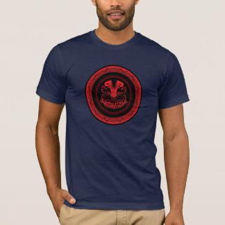 Vanwizle Wappen-Bullauge T-Shirt