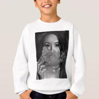 Vape Dame Smoking Hot Design Sweatshirt