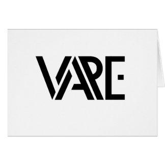 VAPE KARTE