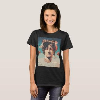 Vaporwave ästhetischer Statue-Frauen-T - Shirt