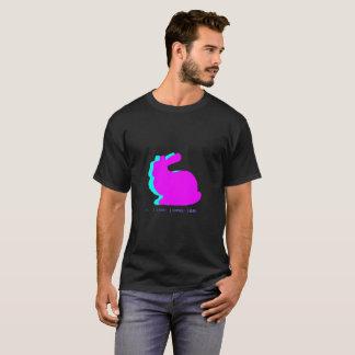 Vaporwave Kaninchen T-Shirt