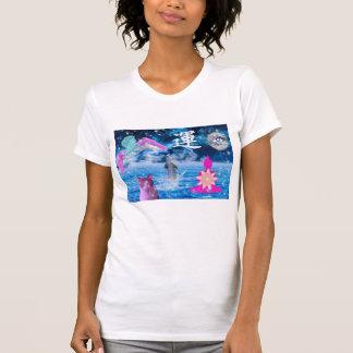 Vaporwave - Mond-Traum T-Shirt