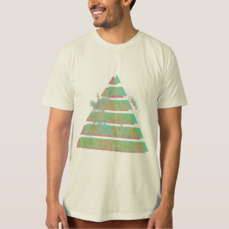 Vaporwave Pyramide-T-Shirt T-Shirt