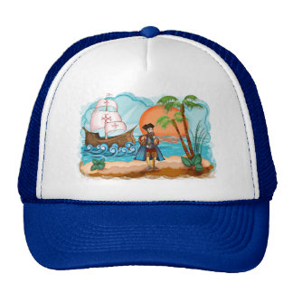 Vasco da Gama - Kinderhut Retrocap