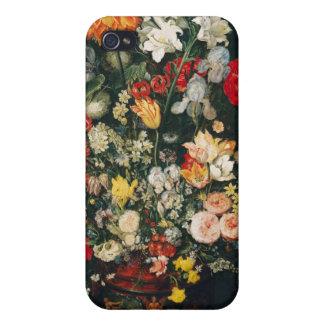 Vase Blumen iPhone 4 Etui
