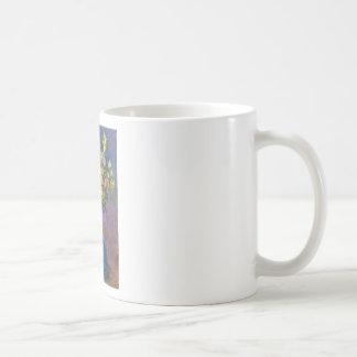Vase Chrysanthemen Claude Monet Kaffeetasse