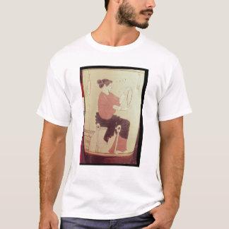 Vase oder Lekythos, Sonderkommando einer Sitzfrau T-Shirt