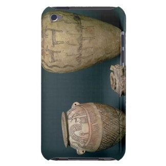 Vase verziert mit verschiedenen Friesen der Tiere  Barely There iPod Etuis