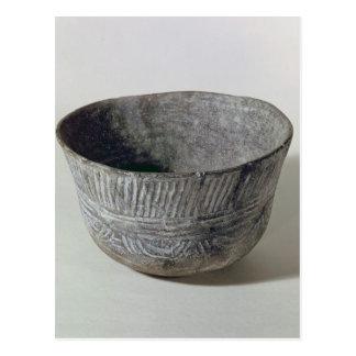 Vase, von Fontbouisse, 2300-1700 BC Postkarte