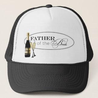 Vater der Braut-Kappe Truckerkappe