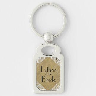 Vater der Braut Schlüsselanhänger