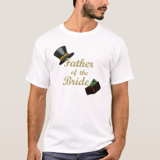 Vater des Braut-T - Shirt