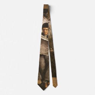 Vater Louis Auguste Cezanne der Künstler-Lesung Krawatte