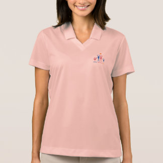 Vater, Mutter Kind Polo Shirt