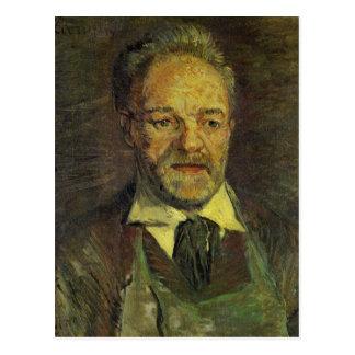 Vater Tanguy durch Vincent van Gogh Postkarte