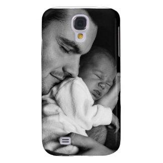 Vater und Sohn Galaxy S4 Hülle