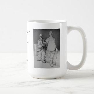 Vater und Sohn Kaffeetasse