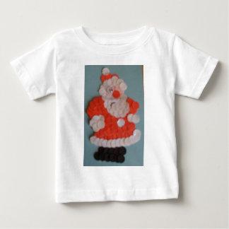 Vater-Weihnachten Baby T-shirt