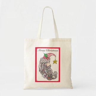 Vater-Weihnachtsgeschenk-Tasche Tragetasche
