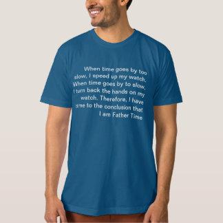 Vater-Zeit-T - Shirt