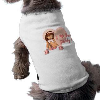Vatertag Sadie Haustier-Kleidung Hundebekleidung