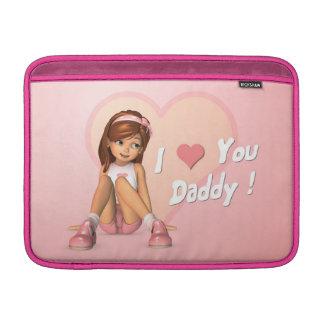 Vatertag Sadie Macbook Luft-Hülse MacBook Sleeve