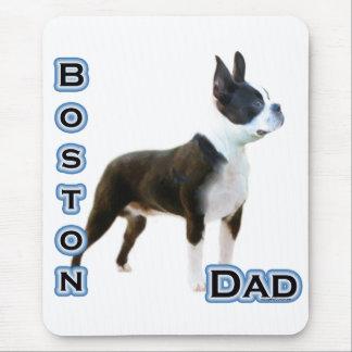 Vati 4 Bostons Terrier Mousepad