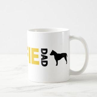 Vati amerikanischen Staffordshires Terrier Kaffeetasse