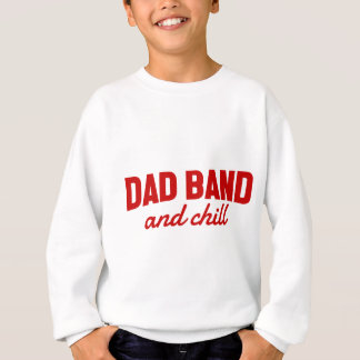 Vati-Band und Schauer Sweatshirt