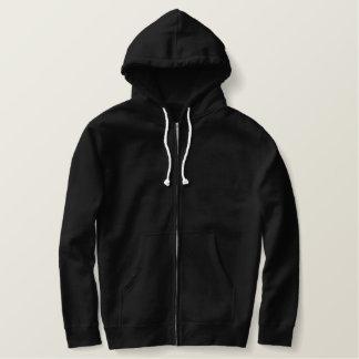 Vati cool bestickter hoodie