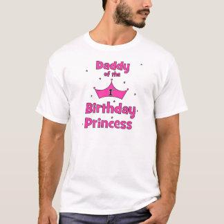 Vati der 1. Geburtstags-Prinzessin! T-Shirt