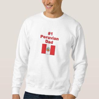 Vati der Peruaner-#1 Sweatshirt