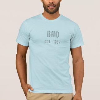 Vati Est. 1984 T-Shirt