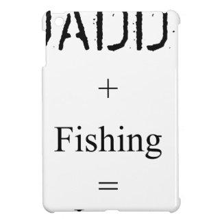 Vati + Fischerei = Liebe iPad Mini Hülle