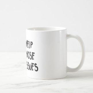 Vati-Fragen Kaffeetasse