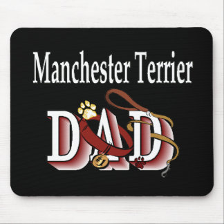 Vati-Geschenke Manchesters Terrier Mousepad