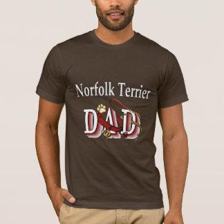 Vati-Geschenke Norfolks Terrier T-Shirt