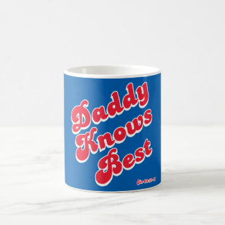 Vati kennt beste Tasse