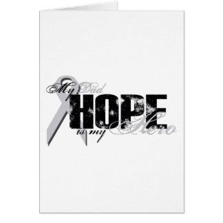 Vati mein Held - Lungen-Hoffnung Karte