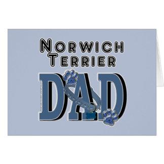 VATI Norwichs Terrier Karte