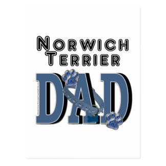 VATI Norwichs Terrier Postkarte