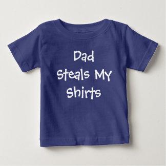 Vati stiehlt meine Shirts