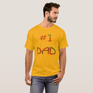 Vati-T - Shirt der Nr.-1
